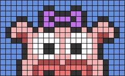 Alpha pattern #74464 variation #136430