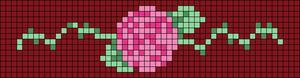 Alpha pattern #74459 variation #136431