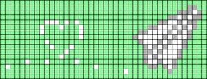 Alpha pattern #62681 variation #136486
