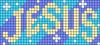 Alpha pattern #74356 variation #136532