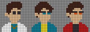 Alpha pattern #30515 variation #136551