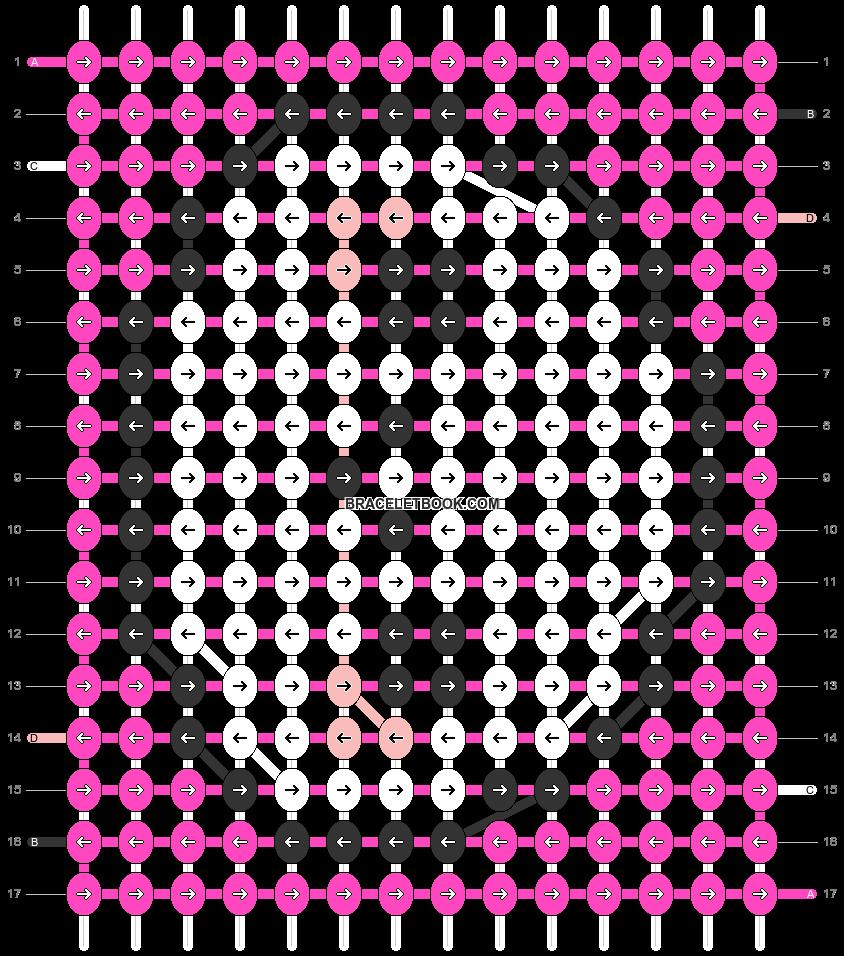 Alpha pattern #32692 variation #136555 pattern