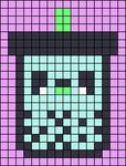 Alpha pattern #74265 variation #136596