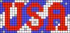 Alpha pattern #74096 variation #136598