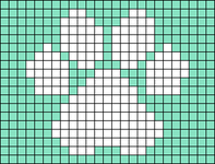 Alpha pattern #46775 variation #136634