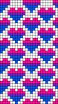 Alpha pattern #73904 variation #136638