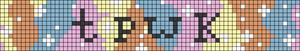 Alpha pattern #45766 variation #136644