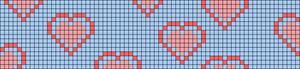Alpha pattern #74542 variation #136765