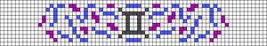 Alpha pattern #71873 variation #136782