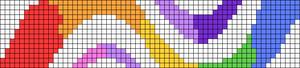 Alpha pattern #74454 variation #136797