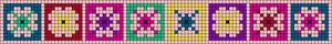 Alpha pattern #74608 variation #136819