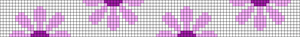 Alpha pattern #53435 variation #136920
