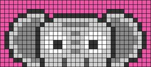 Alpha pattern #74644 variation #136940