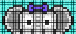 Alpha pattern #74645 variation #136941