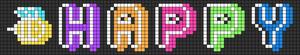 Alpha pattern #74415 variation #136944