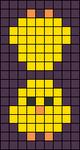 Alpha pattern #45205 variation #136973