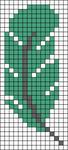 Alpha pattern #18326 variation #136976