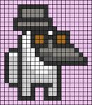 Alpha pattern #62533 variation #137007