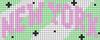 Alpha pattern #45088 variation #137034
