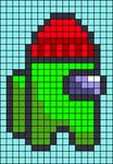 Alpha pattern #68356 variation #137048