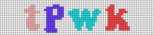 Alpha pattern #43965 variation #137073