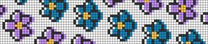 Alpha pattern #74868 variation #137089