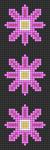 Alpha pattern #74780 variation #137093
