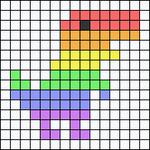 Alpha pattern #74878 variation #137119