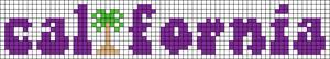 Alpha pattern #54163 variation #137160