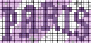 Alpha pattern #73039 variation #137198