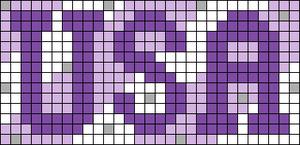 Alpha pattern #74096 variation #137199