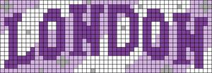 Alpha pattern #73310 variation #137201