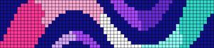Alpha pattern #74454 variation #137207