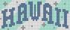 Alpha pattern #72822 variation #137216