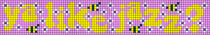 Alpha pattern #74971 variation #137234