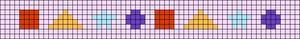 Alpha pattern #61777 variation #137274