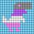 Alpha pattern #74885 variation #137291