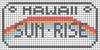 Alpha pattern #40856 variation #137415