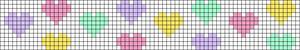 Alpha pattern #49468 variation #137423