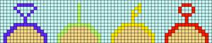 Alpha pattern #75109 variation #137453