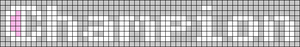 Alpha pattern #75010 variation #137507