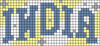 Alpha pattern #75078 variation #137532