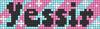 Alpha pattern #75187 variation #137600