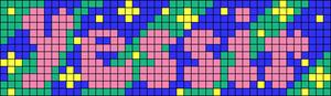 Alpha pattern #75187 variation #137611