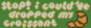 Alpha pattern #75127 variation #137619