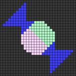 Alpha pattern #75163 variation #137653