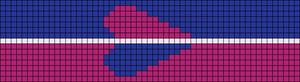 Alpha pattern #75126 variation #137685