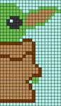 Alpha pattern #34088 variation #137729