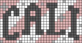 Alpha pattern #75256 variation #137750