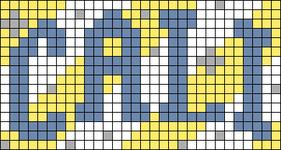 Alpha pattern #75256 variation #137812